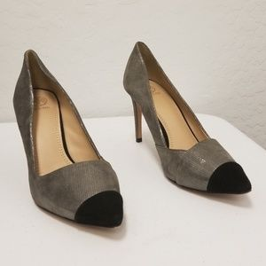 Tory Burch Shimmering Heels Pumps Size 10